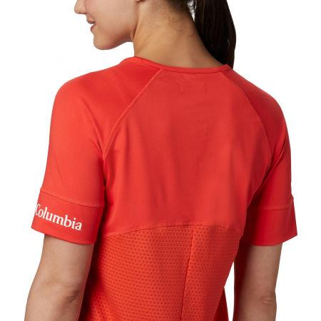 Women's sports T-shirt - Columbia WINDGATES SS TEE - 5