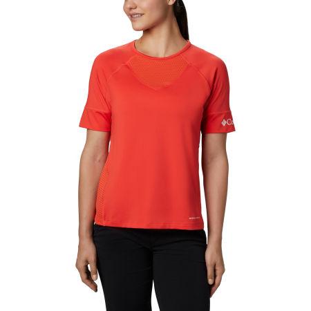 Columbia WINDGATES SS TEE - Women's sports T-shirt