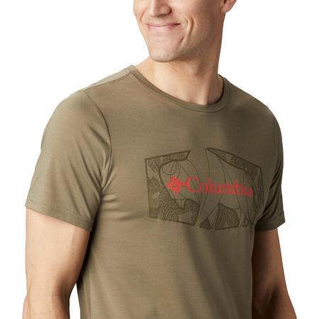Pánske tričko - Columbia TERRA VALE™ II SS TEE - 5