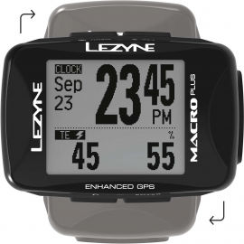 Lezyne MACRO PLUS GPS - GPS