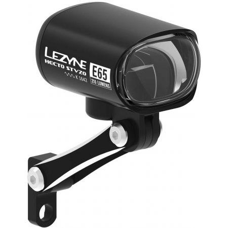 Предна светлина за E-bike - Lezyne EBIKE HECTO STVZO E65 - 1