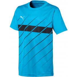 Puma FTBL PLAY GRAPHIC SHIRT JR - Boys' T-shirt