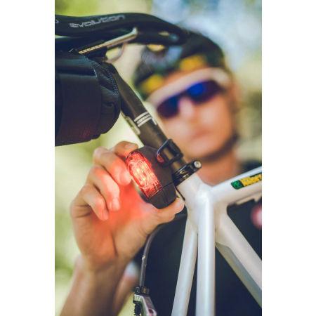 Zadné svetlo na bicykel - Lezyne KTV DRIVE - 6