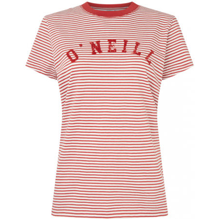 Дамска тениска - O'Neill LW ESSENTIALS STRIPE T-SHIRT - 1