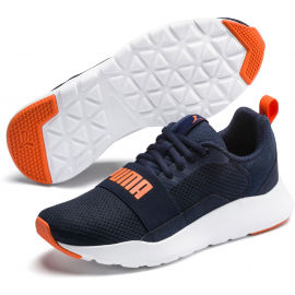 Puma WIRED JR - Încălțăminte casual băieți