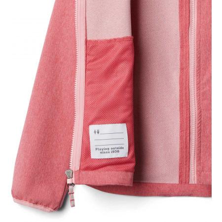 Dievčenská softshellová bunda - Columbia ROCKY RANGESOFTSHELL - 3