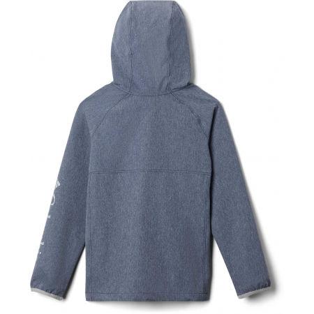 Boys' softshell jacket - Columbia ROCKY RANGESOFTSHELL - 2