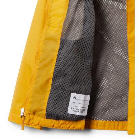 Chlapčenská vodeodolná bunda - Columbia WATERTIGHT JACKET - 3