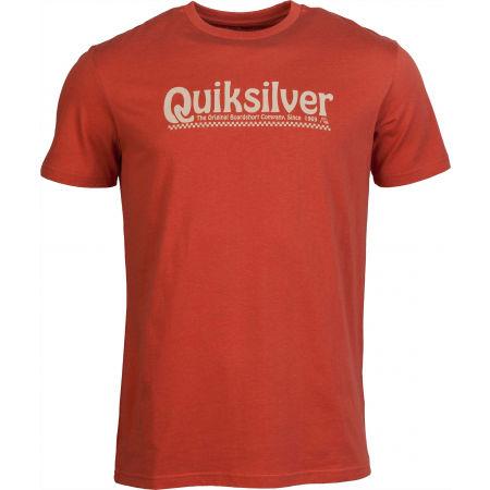 Herrenshirt - Quiksilver NEW SLANG SS - 1