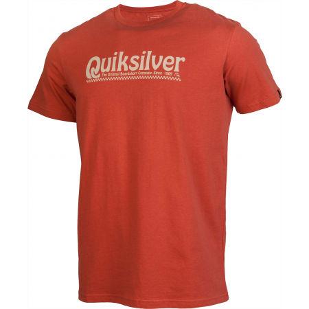 Herrenshirt - Quiksilver NEW SLANG SS - 2