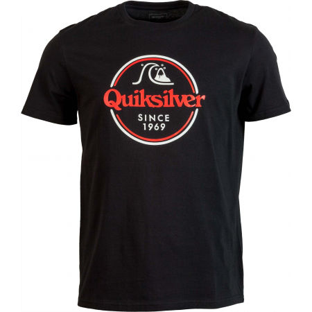 Herrenshirt - Quiksilver WORDS REMAIN SS - 1