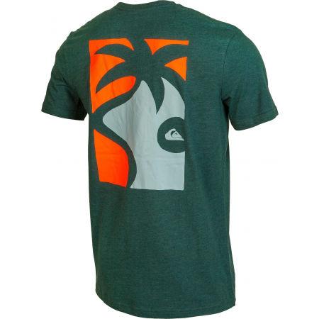 Мъжка тениска - Quiksilver MORNING BIRD SS - 3