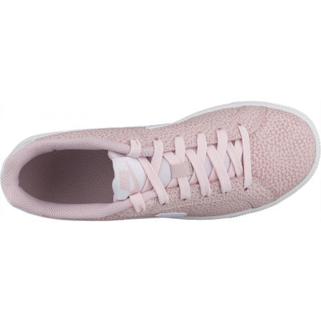 Women's leisure shoes - Nike COURT ROYALE PREMIUM - 5