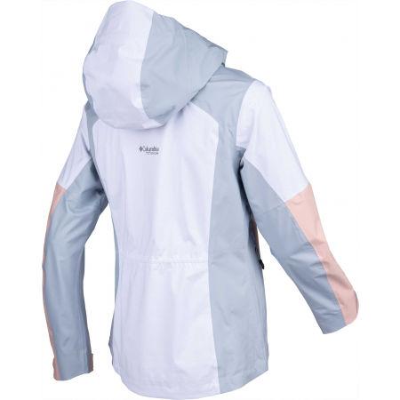 Women's jacket - Columbia TITAN PASS 2.5L SHELL - 3