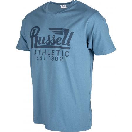 Pánske tričko - Russell Athletic WING S/S CREWNECK TEE SHIRT - 2