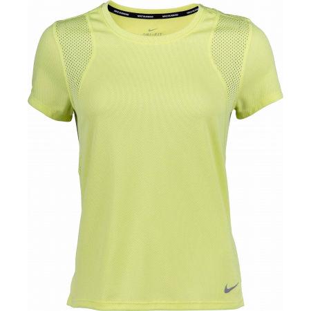 Tricou alergare damă - Nike RUN TOP SS W - 1