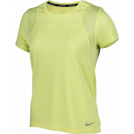 Tricou alergare damă - Nike RUN TOP SS W - 2