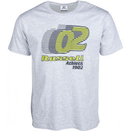 Russell Athletic SPEED GRAPHIC S/S CREWNECK TEE SHIRT - Men's T-shirt