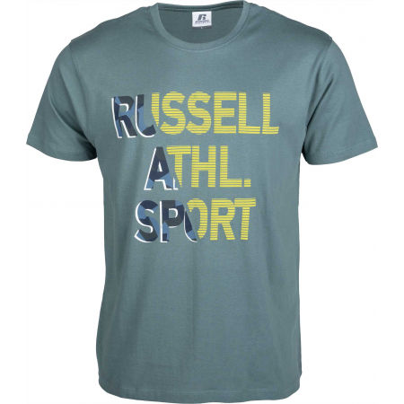 Russell Athletic RA SPORT S/S CREWNECK TEE SHIRT - Мъжка тениска