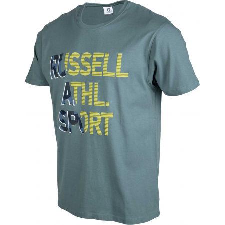 Herrenshirt - Russell Athletic RA SPORT S/S CREWNECK TEE SHIRT - 2