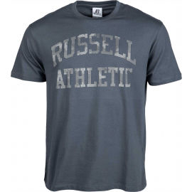 Russell Athletic ARCH LOGO TEE - Men's Tee - Russell Athletic