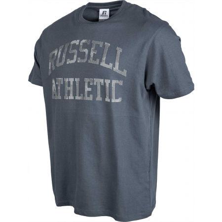 Мъжка тениска - Russell Athletic ARCH LOGO TEE - 2