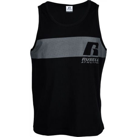 Russell Athletic R BANDED SINGLET - Men's singlet