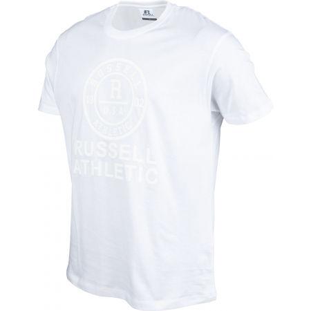 Мъжка тениска - Russell Athletic TONAL S/S CREWNECK TEE SHIRT - 2