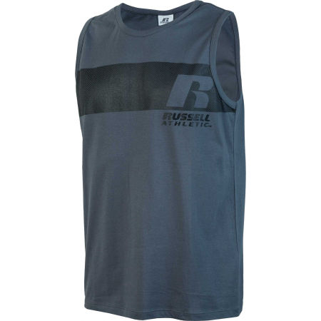 Herren Muskelshirt - Russell Athletic SPEED SINGLET SCAMPOLO - 2