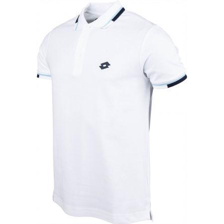Pánske polo tričko - Lotto POLO ALASSIO PQ - 2