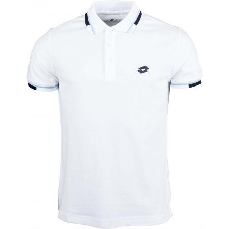 Pánske polo tričko - Lotto POLO ALASSIO PQ - 1