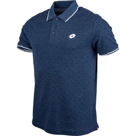 Мъжка поло тениска - Lotto POLO ELBA MEL PQ - 2