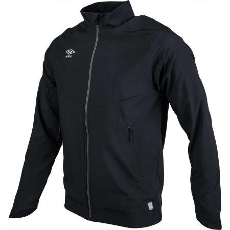 Pánska športová bunda - Umbro TRAINING WOVEN JACKET - 2