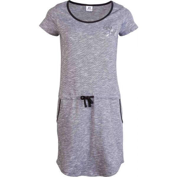 Russell Athletic ŠATY DÁMSKE PRÚŽOK - Dámske šaty