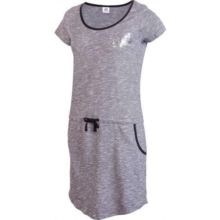 Dámske šaty - Russell Athletic ŠATY DÁMSKE PRÚŽOK - 2