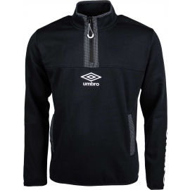 Umbro FUNNEL NECK SWEAT - Pánska mikina