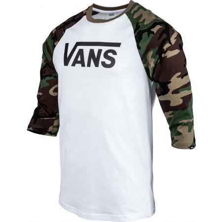 Мъжка блуза - Vans MN CLASSIC RAGLAN - 2