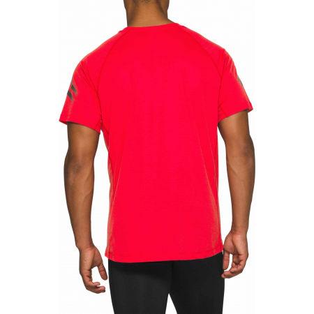 Мъжка блуза за бягане - Asics SILVER ICON TOP - 2