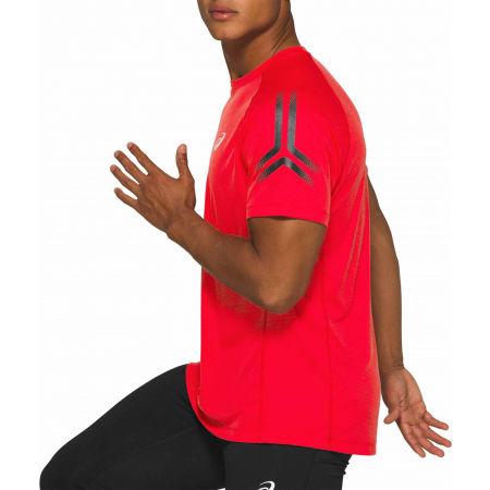 Koszulka do biegania męska - Asics SILVER ICON TOP - 3