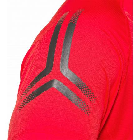 Мъжка блуза за бягане - Asics SILVER ICON TOP - 4