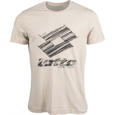 Lotto TEE LOSANGA PLUS JS - Мъжка тениска
