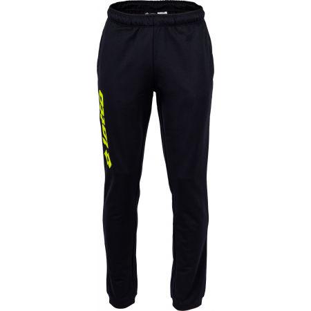 Spodnie dresowe męskie - Lotto PANT MILANO LOGO PL - 2
