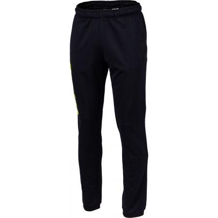 Spodnie dresowe męskie - Lotto PANT MILANO LOGO PL - 1