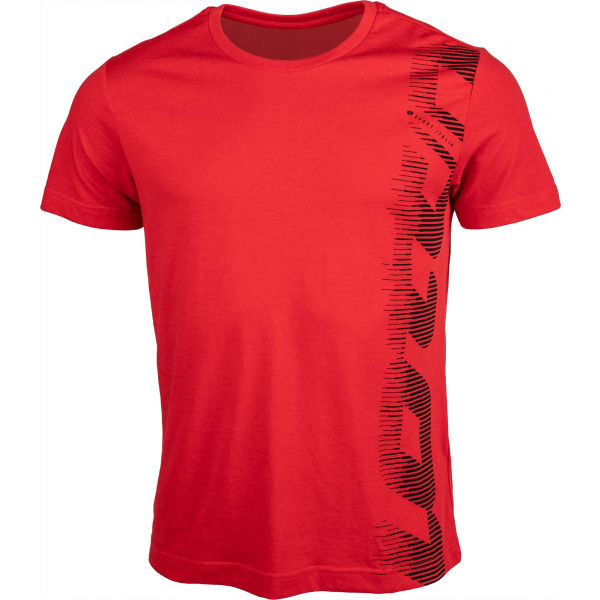 Lotto TEE MORE JS červená XXL - Pánské tričko
