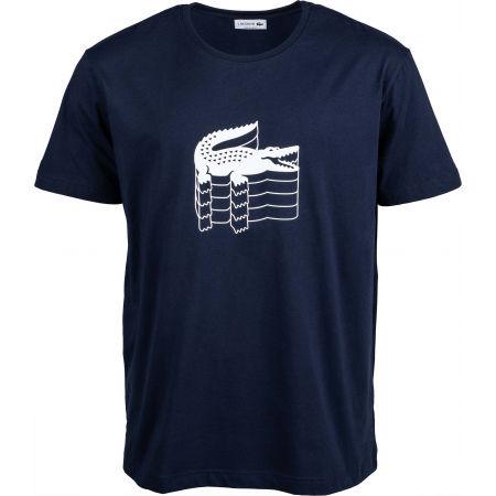 Tricou bărbați - Lacoste MAN T-SHIRT - 1