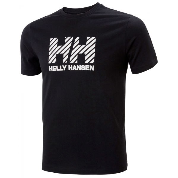 Helly Hansen ACTIVE T-SHIRT černá S - Pánské triko