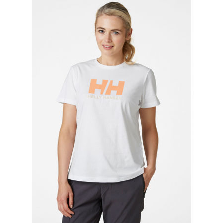 Мъжка тениска - Helly Hansen LOGO T-SHIRT - 3