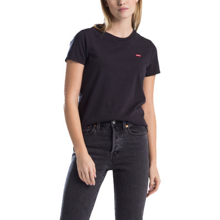 Dámské tričko - Levi's CORE THE PERFECT TEE - 1