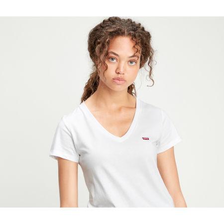 Dámske tričko - Levi's PERFECT V-NECK TEE SHIRT - 3