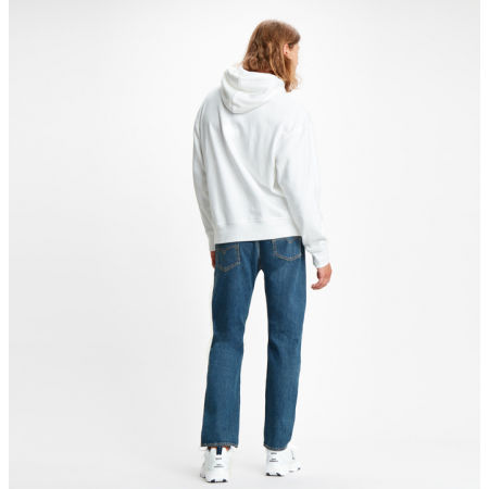 Pánská mikina - Levi's RELAXED GRAPHIC HOODIE - 5